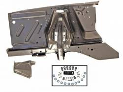 Body - Shock Tower - Scott Drake - 65-66 Mustang Shock Tower/apron Assembly, Lh