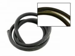 A/C & Heating - Heater Hoses - Scott Drake - 1970 - 1973 Mustang  Heater Hose (With Yellow Stripe)