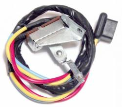 A/C & Heating - A/C & Heating Components - Scott Drake - 65 - 66 Mustang Heater Switch Assembly