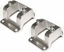 Suspension - Shocks & Struts - Scott Drake - 65 - 66 Mustang Billet Shock Tower Caps, Pair