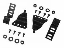 A/C & Heating - A/C Condensors & Dryers - Scott Drake - 1964 - 1966 Mustang Condenser Mounting Brackets
