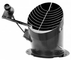 A/C & Heating - A/C & Heating Components - Scott Drake - 65-66 Mustang Interior Air Vent Assembly