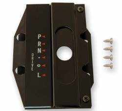 Console & Related - Shifter & Related - Scott Drake - 65 - 66 Mustang Console Automatic Shift Plate Assembly
