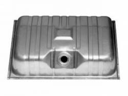 Fuel System - Tanks - Scott Drake - 64 - 68 Mustang Gas Tank With Drain