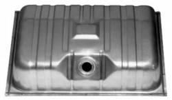 Fuel System - Tanks - Scott Drake - 64 - 68 Mustang Gas Tank Stainless Steel