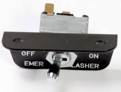 Electrical & Lighting - Turn Signals - Scott Drake - 1966 Mustang Emergency Flasher Switch