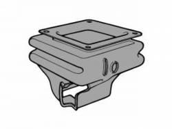 Body - Exterior Seals & Grommets - Scott Drake - 1965 - 1968 Mustang  Lower Shift Boot (4 Speed)