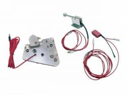 Locks & Ignition - Trunk Locks - Scott Drake - 67-70 Mustang Electric Trunk Release Kit