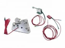 Locks & Ignition - Trunk Locks - Scott Drake - 67-70 Mustang Electric Trunk Release Kit
