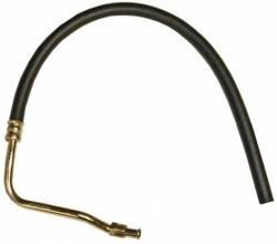 Power Steering - Hoses - Scott Drake - 67 - 70 Mustang Power Steering Return Hose, SB