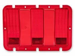 Electrical & Lighting - Tail Lights - Scott Drake - 67-68 Mustang Tail Light Lens