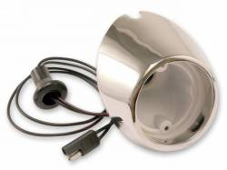 Electrical & Lighting - Back Up Lights - Scott Drake - 67-68 Mustang Backup Lamp Housing (RH)