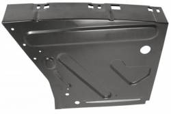 67 - 68 Mustang LH Front Fender Apron, Concours