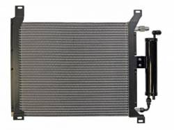 A/C & Heating - A/C Condensors & Dryers - Scott Drake - 67-68 Mustang HP AC CONDENSOR/DRIER Kit