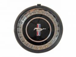 Steering Wheel & Related - Horn & Related - Scott Drake - 1967 Mustang  Steering Wheel Hub Emblem