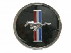 Interior - Emblems - Scott Drake - 67 - 68 Mustang Dash Panel Emblem or Horn Button Emblem