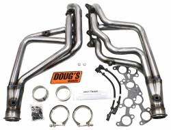 Doug's Headers - 64 - 73 Mustang Coyote 5.0 Swap Long Tube Headers