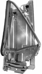 67 - 68 Mustang RH Rear Quarter Window Assembly