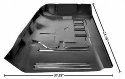 Floor Pan - Sections - Dynacorn - 71 - 73 Mustang Floor Pan, Right Front Section