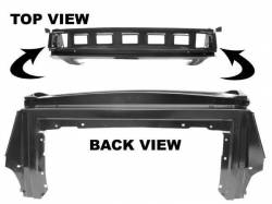 Trunk Area - Floor & Bracing - Dynacorn - 67 - 68 Mustang Fastback Rear Trunk Panel Brace