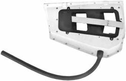 Trim Panels - Quarter Panels - Dynacorn - 67 - 68 Mustang Fastback Quarter Vent Assembly, LH