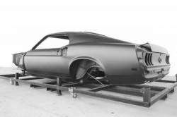 Body - Body Shells - Dynacorn - 1969 Mustang Fastback Dynacorn Body