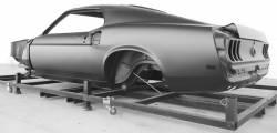 Dynacorn - 1969 Mustang Fastback Dynacorn Body Shell - Image 6