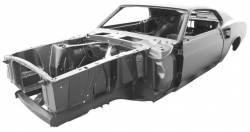 Dynacorn - 1969 Mustang Fastback Dynacorn Body Shell - Image 7