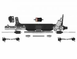 Steering - Rack & Pinion Kits - Dynacorn - 67 - 70 Mustang Bolt In Rack and Pinion Kit