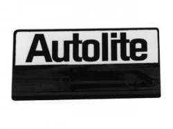 "Stripes & Decals - Misc Decals & Tags - Scott Drake - 8"" Autolite GT40 Decal"