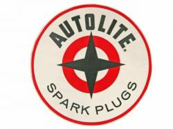 Stripes & Decals - Misc Decals & Tags - Scott Drake - 6.5 Inch Autolite Spark Plug Decal
