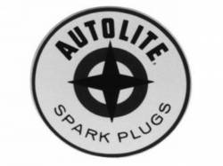 Stripes & Decals - Misc Decals & Tags - Scott Drake - 4 Inch Autolite Spark Plug Decal