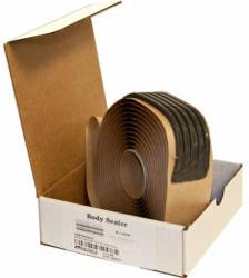 Body - Interior Seals & Grommets - Scott Drake - 65 - 73 Mustang Body Seam Sealer Strips