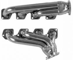 Exhaust - Headers - Sanderson Headers - 69 - 73 Mustang 351 Cleveland Shorty Headers