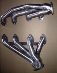 Sanderson Headers - 67 - 73 Mustang 390, 428 FE Shorty Headers (pair)