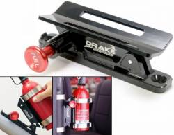 Accessories - Fire Extinguisher - Scott Drake - Mustang Fire Extinguisher Mount