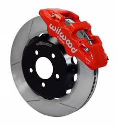 Disc Brakes - Brake Kits - Wilwood Engineering Brakes - 05 - 09 Mustang Wilwood Big Brake Kit, Front