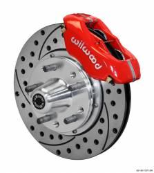 Wilwood Engineering Brakes - 65 - 69 Mustang Wilwood Front Disc Brake Kit