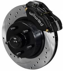 Wilwood Engineering Brakes - 65 - 69 Mustang Wilwood Front Dynalite Brake Kit