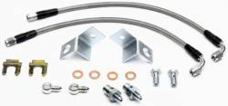 Disc Brakes - Brake Kits - Wilwood Engineering Brakes - 05 - Up Mustang Rear Brake Line Kit