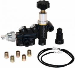 Brakes - Distribution & Proportioning - Wilwood Engineering Brakes - Wilwood Proportioning Valve