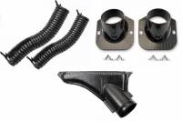 1964-1973 Mustang Parts - A/C & Heating - Defroster & Related