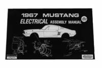 1964-1973 Mustang Parts - Accessories - Literature