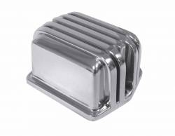 Engine - Engine Compartment Dress-Up - Scott Drake - 65 - 73 Mustang Voltage Regulator Cover- Aluminum