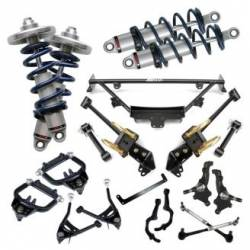 Suspension Kits - Front & Rear Packages - RideTech - 64 - 66 Mustang RideTech Coil Over System, Level 1