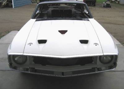 1969 Fastback Clone Project Cover