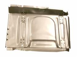 Floor Pan - Seat Platforms - Scott Drake - 69-70 Mustang Fastback Seat Platform (RH)