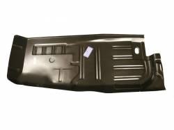 Floor Pan - Sections - Scott Drake - 71-73 Mustang Full Floor Pan (RH)