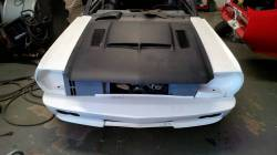 GTRS | MUSTANG PARTS - 64 - 66 Mustang GTRS Custom Fiberglass Front Valance - Image 6