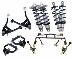 Suspension Kits - Front & Rear Packages - RideTech - 67 - 70 Mustang RideTech Coil Over System, Level 1